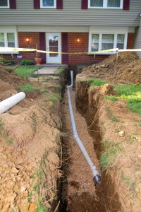 Water Line Replacement Gresham