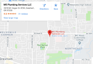 M5 Plumbing Services Inc on Google Maps